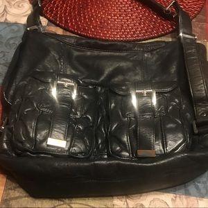 Vintage Michael Kors Leather Handbag
